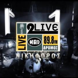 Nikiforos live @ W athens