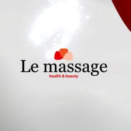 ΔΙΑΦΗΜΙΣΤΙΚΟ ΣΠΟΤ | Le massage